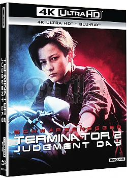 Terminator 2: Judgment Day 4K Ultra HD Remastered Edition
