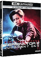 Terminator 2: Judgment Day 4K Ultra HD Remastered Edition (2 Blu-ray)