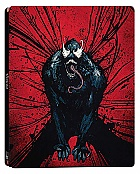VENOM (RED SteelBook Version WWA Generic) 3D + 2D Steelbook™ Limited Collector's Edition (Blu-ray 3D + 2 Blu-ray)