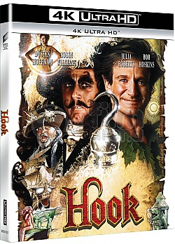 HOOK + Collectible O-Ring GIFT 4K Ultra HD