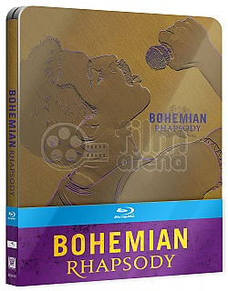 Bohemian Rhapsody Steelbook™ Limited Collector's Edition + Gift Steelbook's™ foil