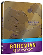 Bohemian Rhapsody Steelbook™ Limited Collector's Edition + Gift Steelbook's™ foil (Blu-ray)