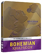 Bohemian Rhapsody 4K Ultra HD Steelbook™ Limited Collector's Edition + Gift Steelbook's™ foil (2 Blu-ray)