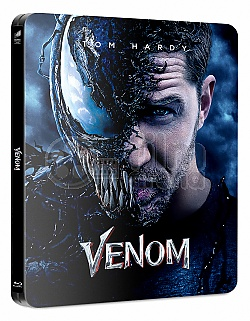 fac 113 venom wea exclusive steelbook version 4bd 4k. Black Bedroom Furniture Sets. Home Design Ideas