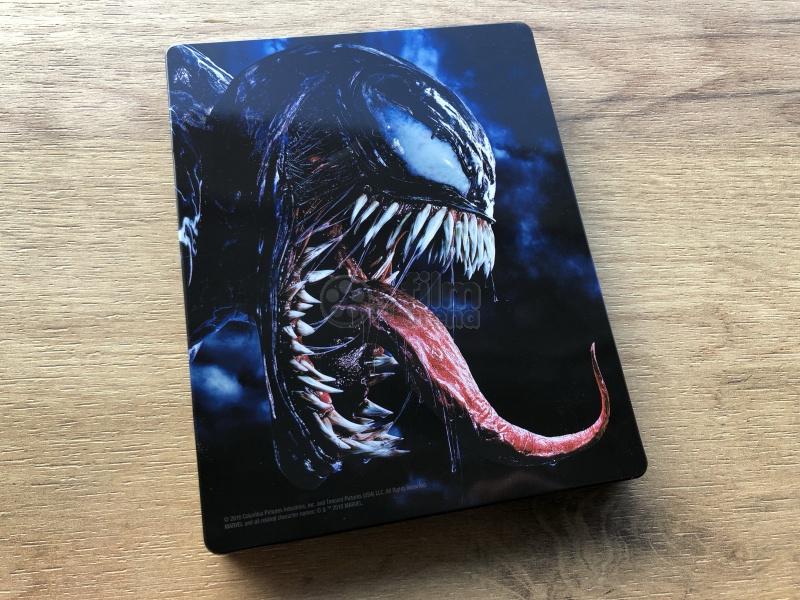 Fac 113 Venom Wea Exclusive Steelbook Version 4bd Edition 5a 4k