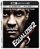 THE EQUALIZER 2 4K Ultra HD (2 Blu-ray)