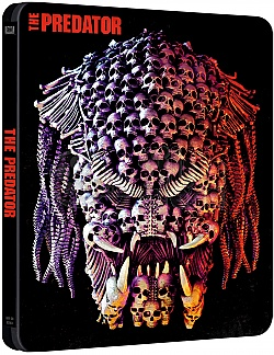 THE PREDATOR 4K Ultra HD Steelbook™ Limited Collector's Edition