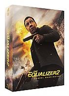 FAC #111 THE EQUALIZER 2 Double Lenticular 3D (Front & Back) FullSlip EDITION #2 Steelbook™ Limited Collector's Edition - numbered (2 Blu-ray)