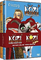 Goat Story Collection (2 DVD)