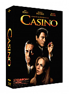 FAC #141 CASINO FullSlip XL + Lenticular 3D Magnet Steelbook™ Limited Collector's Edition - numbered (4K Ultra HD + Blu-ray)