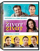 BABOVŘESKY + REVIVAL + ŽIVOT JE ŽIVOT Collection (3 DVD)