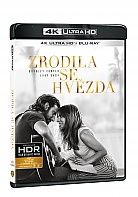 A STAR IS BORN 4K Ultra HD (2 Blu-ray)