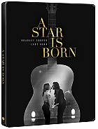 A STAR IS BORN 4K Ultra HD Steelbook™ Limited Collector's Edition (2 Blu-ray)