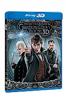 Fantastic Beasts: The Crimes of Grindelwald 3D + 2D (Blu-ray 3D + Blu-ray)