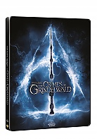 Fantastic Beasts: The Crimes of Grindelwald 3D + 2D Steelbook™ Limited Collector's Edition (Blu-ray 3D + Blu-ray)