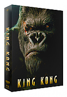 FAC #139 KING KONG FullSlip XL + Lenticular 3D Magnet 4K Ultra HD Steelbook™ Extended cut Limited Collector's Edition - numbered (4K Ultra HD + 2 Blu-ray)