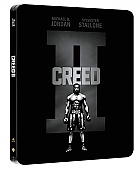 CREED II Steelbook™ Limited Collector's Edition + Gift Steelbook's™ foil (Blu-ray)