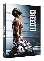 FAC *** CREED II FAC #75 CREED FullSlip + Lenticular Magnet EDITION 1  4K Ultra HD Steelbook™ Limited Collector's Edition - numbered (2 Blu-ray)