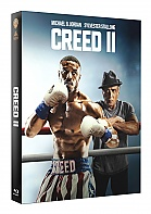 FAC *** CREED II Lenticular 3D FullSlip EDITION 2 Steelbook™ Limited Collector's Edition - numbered (Blu-ray)