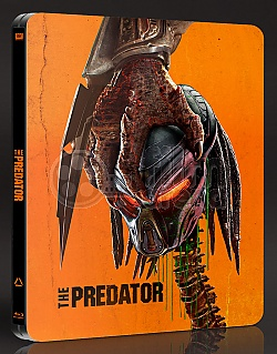 FAC *** THE PREDATOR WEA Exclusive unnumbered EDITION #5A 4K Ultra HD Steelbook™ Limited Collector's Edition
