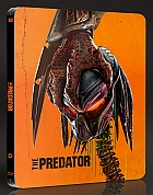 FAC *** THE PREDATOR WEA Exclusive unnumbered EDITION #5A 4K Ultra HD Steelbook™ Limited Collector's Edition (2 Blu-ray)