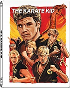 THE KARATE KID (EMPTY STEELBOOK WITHOUT DISC) Steelbook™ Limited Collector's Edition (Blu-ray)