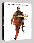 FAC #111 THE EQUALIZER 2 Exclusive WEA unnumbered EDITION #5A 4K Ultra HD Steelbook™ Limited Collector's Edition (3 Blu-ray)
