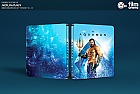 AQUAMAN 3D + 2D Steelbook™ Limited Collector's Edition