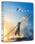AQUAMAN 4K Ultra HD Steelbook™ Limited Collector's Edition (2 Blu-ray)