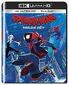Spider-Man: Into the Spider-Verse 4K Ultra HD (2 Blu-ray)