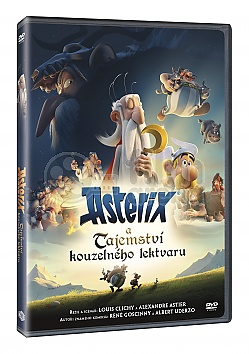 Asterix: The Secret of the Magic Potion (DVD)