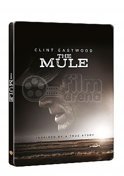 THE MULE Steelbook™ Limited Collector's Edition + Gift Steelbook's™ foil