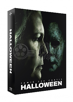 FAC #126 HALLOWEEN (2018) FullSlip XL + Lenticular Magnet Steelbook™ Limited Collector's Edition - numbered