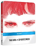 The Girl in the Spider's Web Steelbook™ Limited Collector's Edition + Gift Steelbook's™ foil (2 Blu-ray)