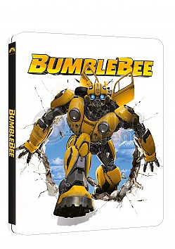Bumblebee 4K Ultra HD Steelbook™ Limited Collector's Edition