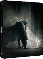 KING KONG 4K Ultra HD Steelbook™ Extended director's cut Limited Collector's Edition + Gift Steelbook's™ foil (3 Blu-ray)
