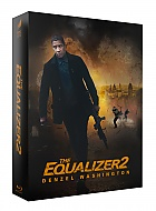 FAC #111 THE EQUALIZER 2 Lenticular 3D FullSlip XL EDITION #3 4K Ultra HD Steelbook™ Limited Collector's Edition - numbered (3 Blu-ray)