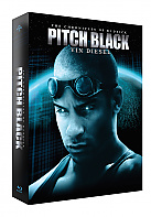 FAC #142 PITCH BLACK FullSlip XL + Lenticular Magnet Steelbook™ Limited Collector's Edition - numbered (Blu-ray)