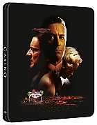 CASINO Steelbook™ Limited Collector's Edition (4K Ultra HD + Blu-ray)