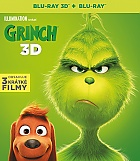 The Grinch 3D + 2D (Blu-ray 3D + Blu-ray)