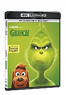 The Grinch 4K Ultra HD (2 Blu-ray)