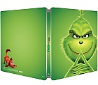 The Grinch 3D + 2D Steelbook™ Limited Collector's Edition + Gift Steelbook's™ foil