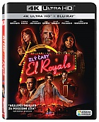 Bad Times at the El Royale 4K Ultra HD (2 Blu-ray)