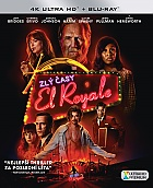 Bad Times at the El Royale 4K Ultra HD