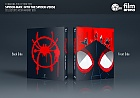 FAC #116 Spider-Man: Into the Spider-Verse FullSlip XL + RESIN MAGNET Version #4 3D + 2D Steelbook™ Limited Collector's Edition - numbered + Gift Steelbook's™ foil