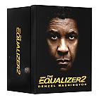 FAC #111 THE EQUALIZER 2 MANIACS COLLECTOR'S BOX EDITION #4 (featuring E1 + E2 + E3 + E4) Steelbook™ Limited Collector's Edition - numbered (11 Blu-ray)