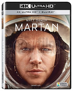 The Martian 4K Ultra HD