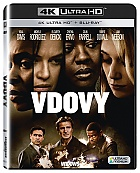 WIDOWS 4K Ultra HD (2 Blu-ray)