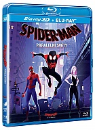 Spider-Man: Into the Spider-Verse 3D + 2D (Blu-ray 3D + Blu-ray)