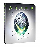 ALIEN 40th Anniversary Edition WWA Generic 4K Ultra HD Steelbook™ Extended director's cut Limited Collector's Edition + Gift Steelbook's™ foil (2 Blu-ray)